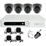 Home Security CCTV Kit..
