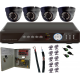 4Ch CCTV kits for Your Home | Business