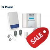 Visonic Home Security Burglar Al..