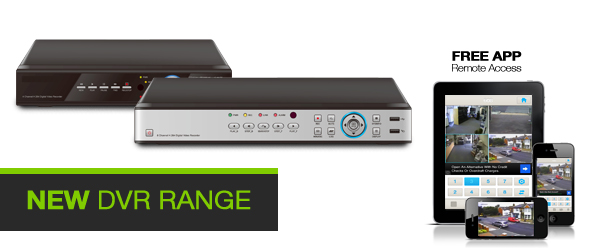 CCTV DVR Recorder